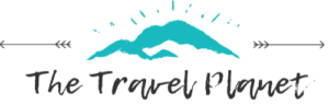 The Travel Planet Logo
